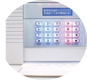 Enforcer wireless control panel